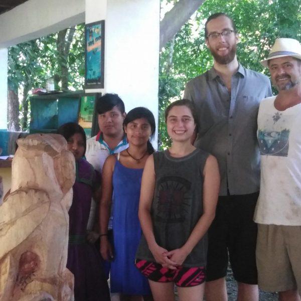 Pavones Tours Kite Surf Indigenas